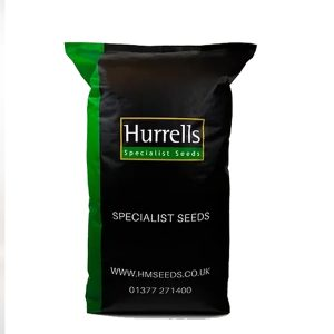 Hurrells HM.8 Equigraze - Equine : Pony : Horse Paddock Grass Seed Mix (Acre Pack)